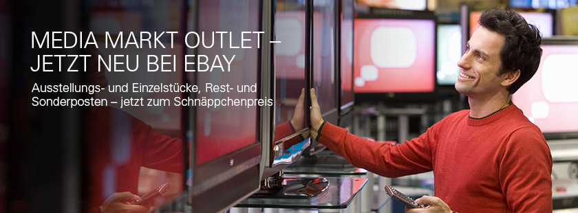 Media Markt Outlet bei ebay