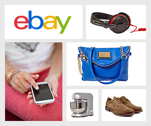 Click Here for eBay deals and offers